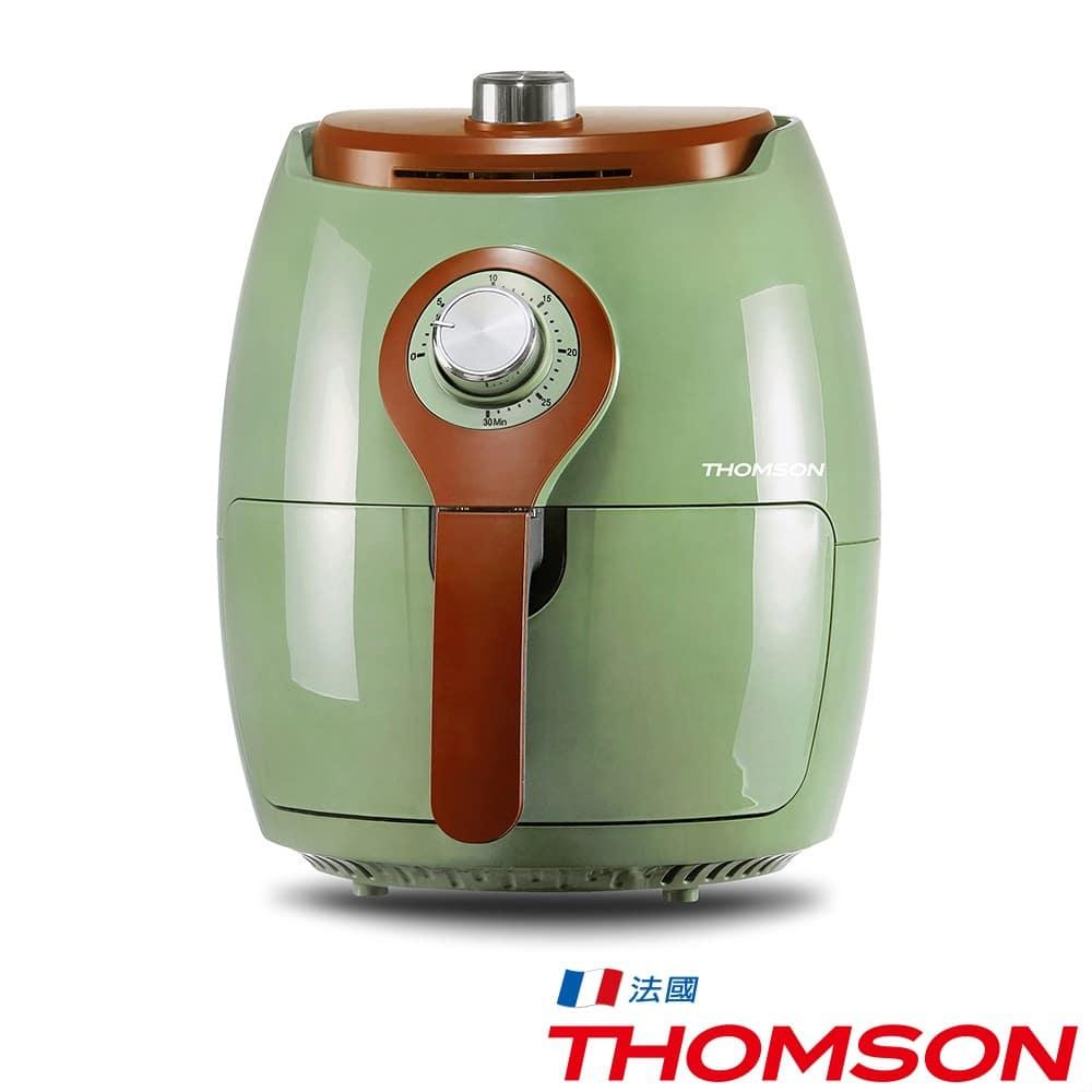 【THOMSON】2.5L氣炸鍋 TM-SAT15A-集美麗與品質為一身